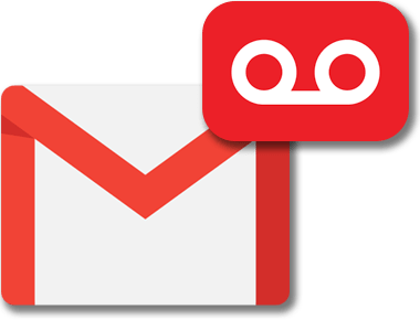 Receive Voicemail Through Gmail